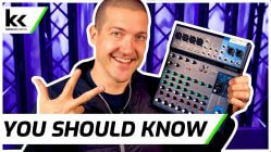Yamaha MG10XU | 3 Things You Should Know